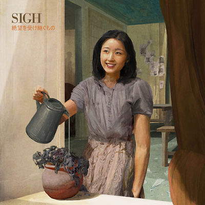 Sigh - Heir to Despair (2018) 320 kbps