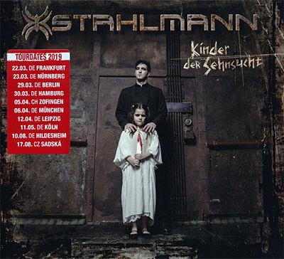 Stahlmann - Kinder Der Sehnsucht (Limited Edition) (2019) 320 kbps