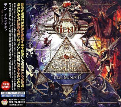 Ten - Illuminati (Japanese Edition) (2018) 320 kbps