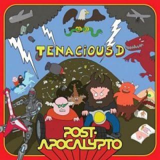 Tenacious D - Post-Apocalypto (2018) 320 kbps