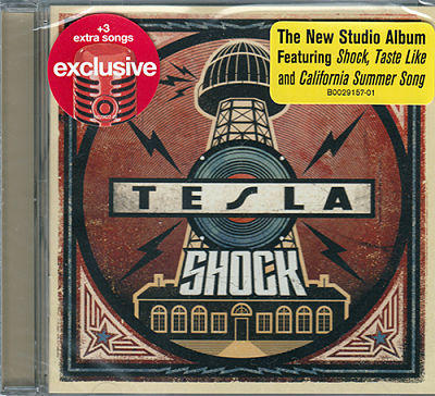 Tesla - Shock [Target Exclusive] (2019) 320 kbps