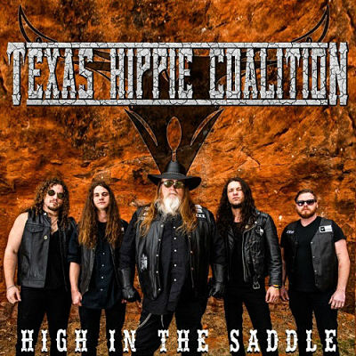 Texas Hippie Coalition - High in the Saddle (2019) 320 kbps
