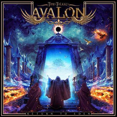 Timo Tolkki's Avalon - Return to Eden (Japanese Edition) (2019) 320 kbps
