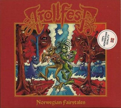 Trollfest - Norwegian Fairytales (Limited Edition) (2019) 320 kbps