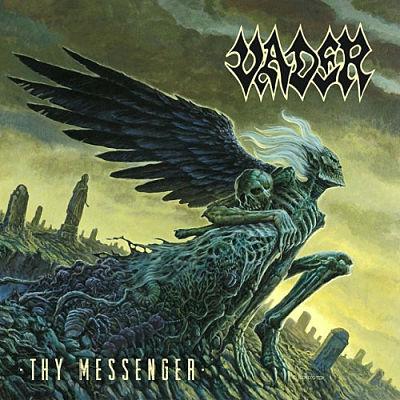 Vader - Thy Messenger (EP) (2019) 320 kbps