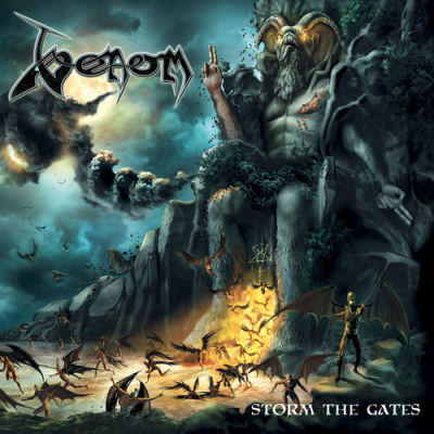 Venom - Storm the Gates (2018) 320 kbps