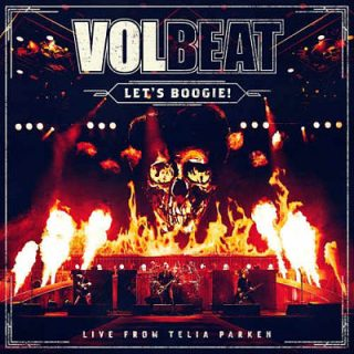 Volbeat - Let's Boogie! Live from Telia Parken (2018) 320 kbps