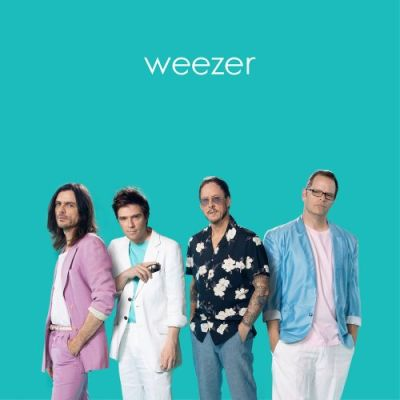 Weezer - Weezer (Teal Album) (2019) 320 kbps