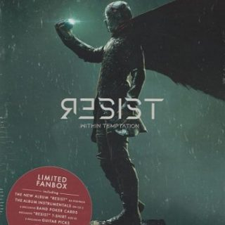 Within Temptation - Resist (Limited Fanbox) (2019) 320 kbps