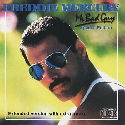 1985 - Mr. Bad Guy (Special Edition)