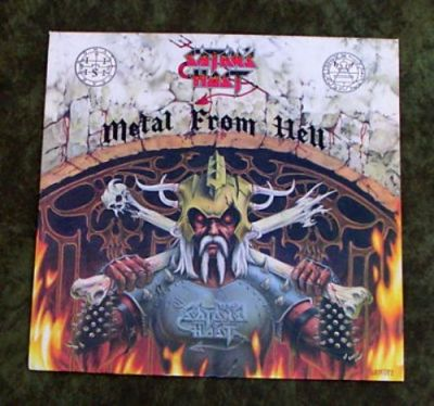 [1986] - Metal From Hell [Re-issue 2006]
