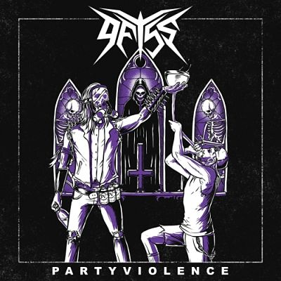 9 Foot Super Soldier - Partyviolence (2019)