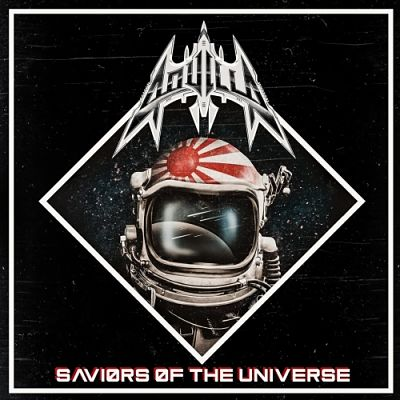 AQuilla - Saviors of the Universe (EP) (2019)