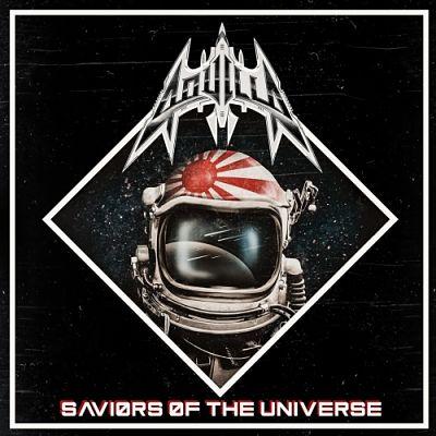 AQuilla - Saviors of the Universe (EP) (2019)