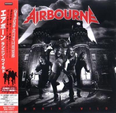 Airbourne - Runnin' Wild [Jараnеsе Еditiоn] (2007)