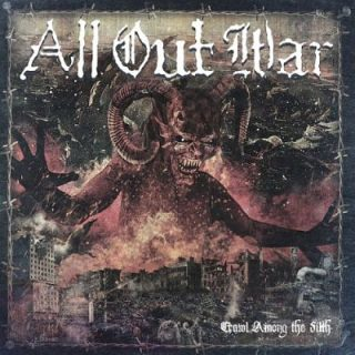 All Out War - Crawl Among the Filth (2019) 320 kbps