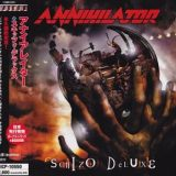 Annihilator - Sсhizо Dеluхе [Jараnеsе Еditiоn] (2005)