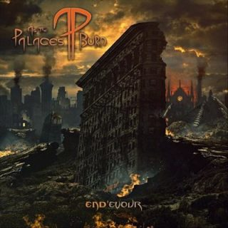 As the Palaces Burn - End´evour (2019)