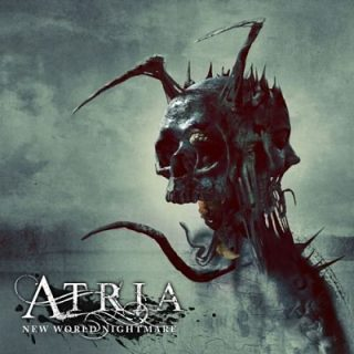 Atria - New World Nightmare (EP) (2018)