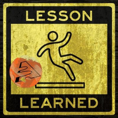 Audiobox - Lesson Learned (2019)
