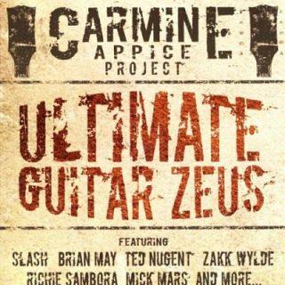 Carmine Appice Project - Ultimate Guitar Zeus (2006)