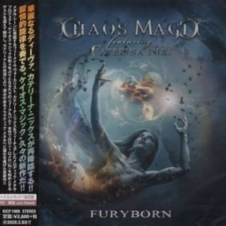 Chaos Magic feat. Caterina Niх - Furyborn [Jараnеsе Еditiоn] (2019)