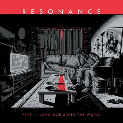 Christopher Esse - Resonance, Pt. 1: John Doe Saves The World (2019)