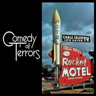 Comedy of Terrors - Rocket Motel (EP) (2018) 320 kbps