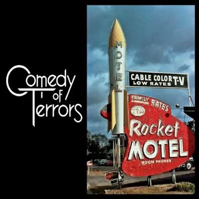 Comedy of Terrors - Rocket Motel (EP) (2018) 320 kbps
