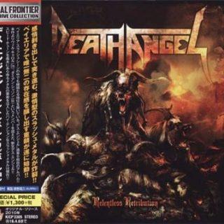 Death Angel - Rеlеntlеss Rеtributiоn [Jараnеsе Еditiоn] (2010) [2015]