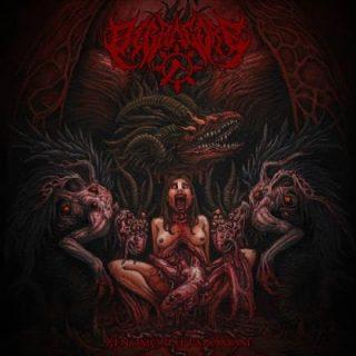 Degragore - Xenomorph Paroxysm (2019)