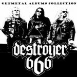 Destroyer 666 - Discography (1995-2018) 320 kbps