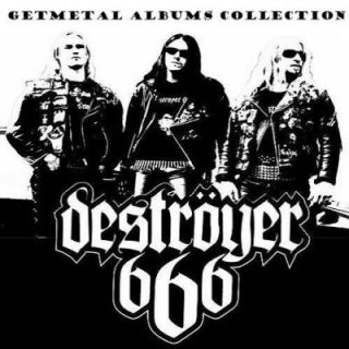Destroyer 666 - Discography (1995-2018)