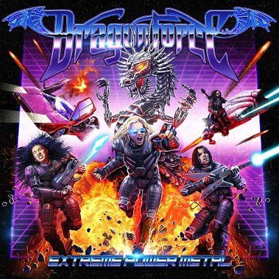 DragonForce - Extreme Power Metal (2019)