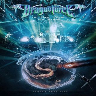DragonForce - In Тhе Linе Оf Firе (2015)
