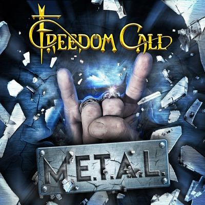 Freedom Call - M.E.T.A.L. (Japanese Edition) (2019)
