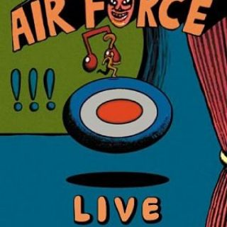Ginger Baker's Airforce - Live (1970)