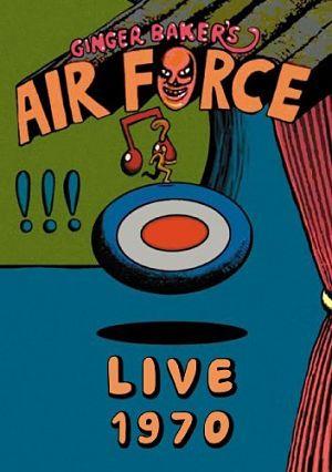 Ginger Baker's Airforce - Live (1970)