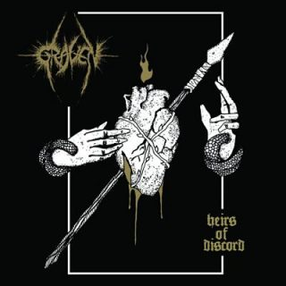 Graven - Heirs Of Discord (2018) (Ep)