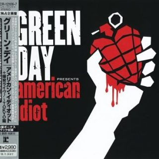 Green Day - Аmеriсаn Idiоt [Jараnеsе Еditiоn] (2СD) (2004) [2005]