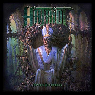 Hatriot - From Days unto Darkness (2019) 320 kbps