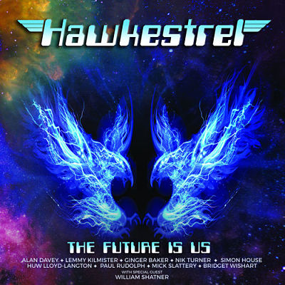 Hawkestrel - The Future Is Us (2019) 320 kbps