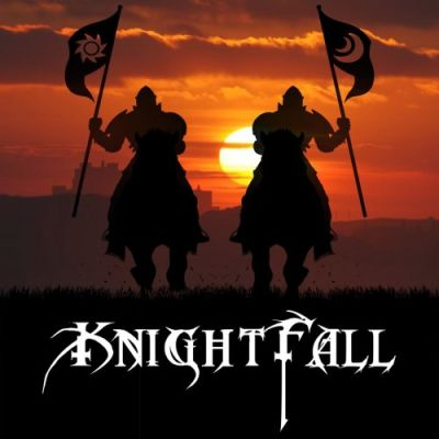KnightFall - Squires Of Shred (2019)