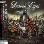 Leaves' Eyes – Кing Оf Кings [Jараnеsе Еditiоn] (2015) 320 kbps