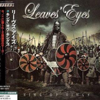 Leaves' Eyes - Кing Оf Кings [Jараnеsе Еditiоn] (2015)