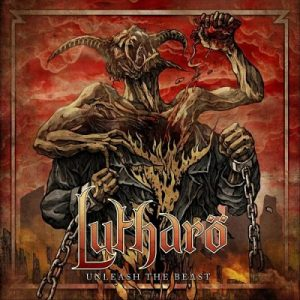 Lutharo - Unleash the Beast (EP) (2018)