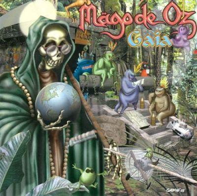 Mago De Oz - Gаiа (2003)