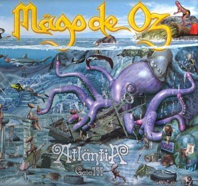 Mago De Oz - Gаiа III: Аtlаntiа [2СD] (2010)