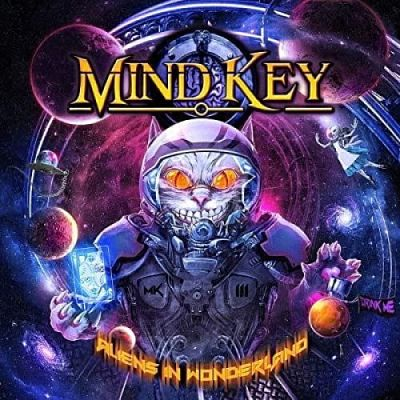 Mind Key - MK III - Aliens in Wonderland (2019) 320 kbps