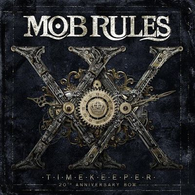 Mob Rules - Timеkеереr: 20th Аnnivеrsаrу Вох [3CD] (2014)
